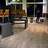 Walnut Floor Sanding Restaurant, Dundrum Shopping Centre Nightwork